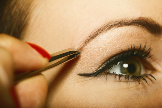 How to Correct Overplucked Brows