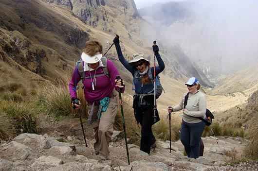 Getting Unstuck on the Inca Trail to Machu Picchu