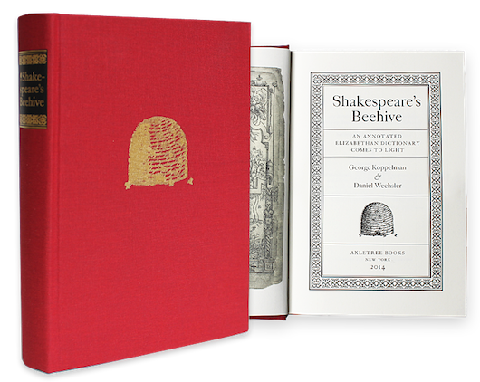 Why These Booksellers Think They Bought Shakespeare's Dictionary